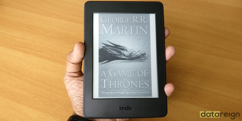 Amazon Kindle Paperwhite 7th Gen e-Reader Hands-on
