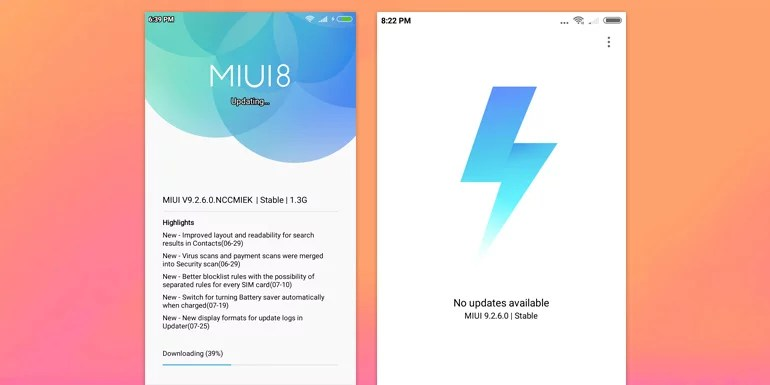 Redmi 4A Gets MIUI 9 Stable ROM - Changelog And Download Links