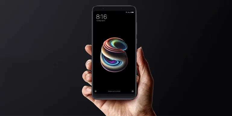 Redmi Note 5 launched in India with Snapdragon 625 SoC, Full-Screen display