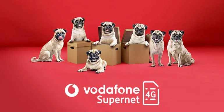 Vodafone expands its SuperNet 4G network across India