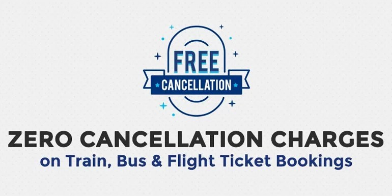 Paytm Offers Full Refund On Cancelling Bus, Train, And Flight Bookings