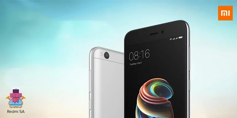 Redmi 5A Base Variant Will Cost Rs 1000 More
