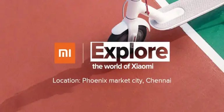 Xiaomi India Opens India's First Mi Home Experience Store in Chennai