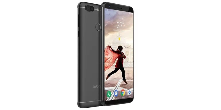 InFocus Vision 3 Pro android smartphone launched in India