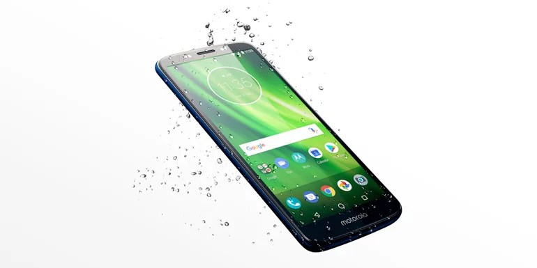 Moto G 6 series mobile specification