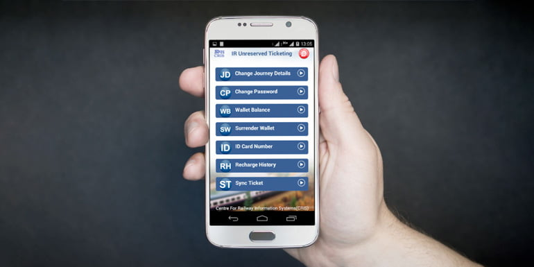 Unreserved Ticketing System Mobile App Launched For Southern