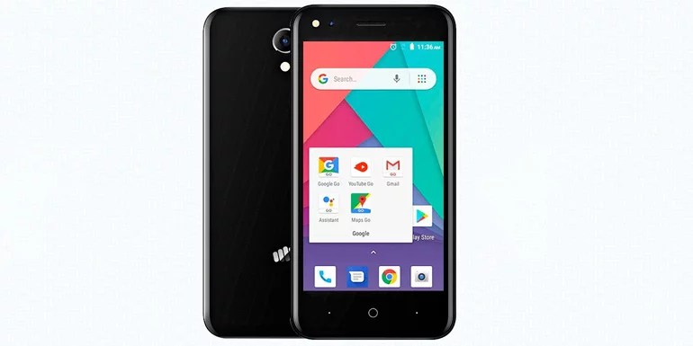 Micromax launches Android Oreo Go Edition smartphone Bharat Go