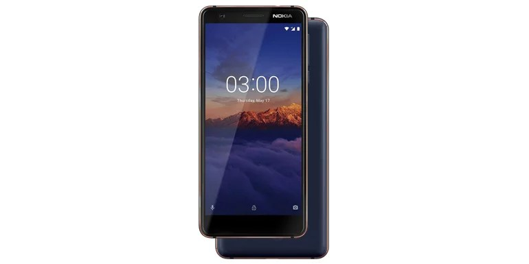 Nokia 3.1 specification and features