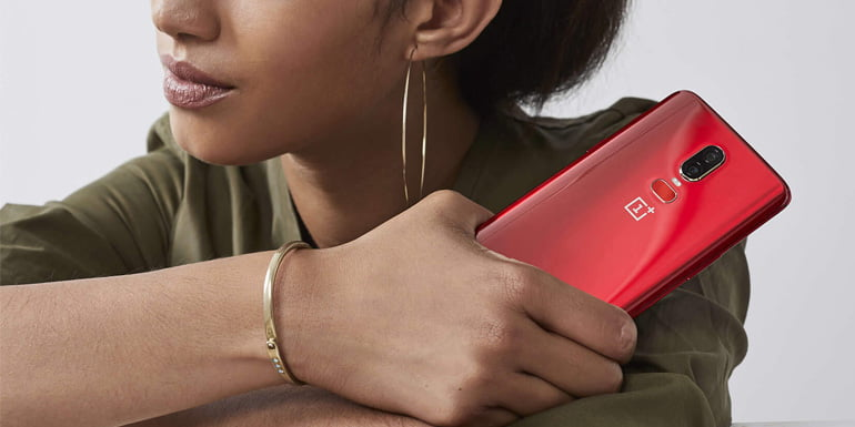 OnePlus 6 Red edition launched in India
