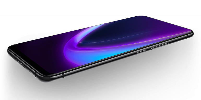 Vivo NEX design and hardware