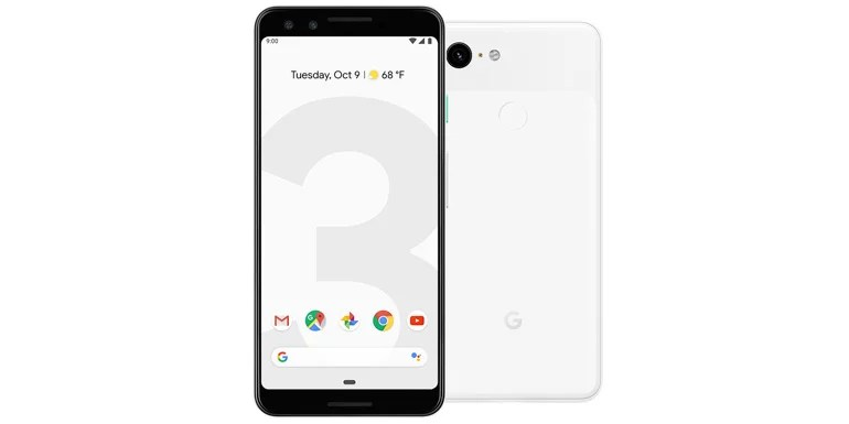 Google Pixel 3 launched