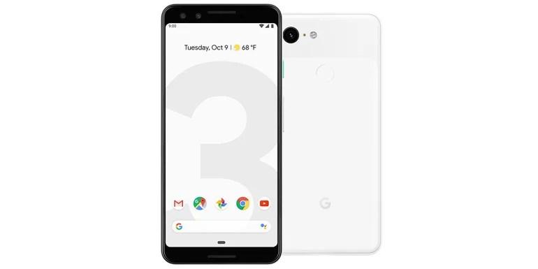 Google Pixel 3 launched