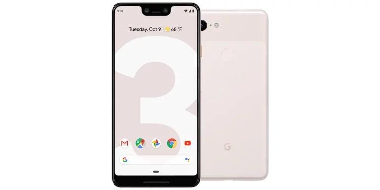 Google Pixel 3 XL launched