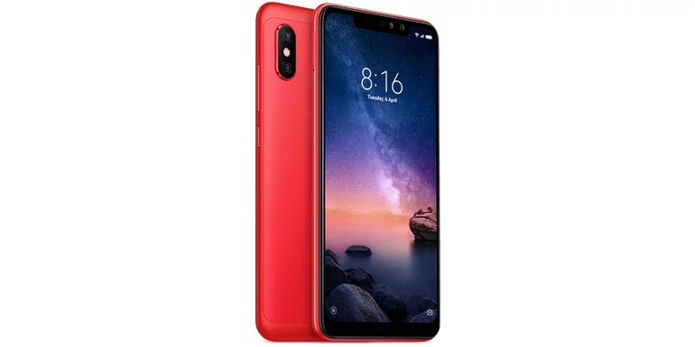 Redmi Note 6 Pro specifications and features