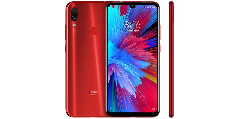 Redmi Note 7 launched in India