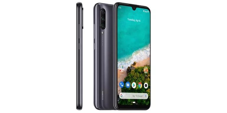 Mi A3 Android One smartphone specifications and features