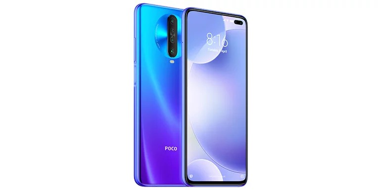 POCO X2 Android smartphone specifications, features and price