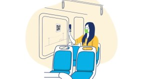 Paytm contactless ticketing facility