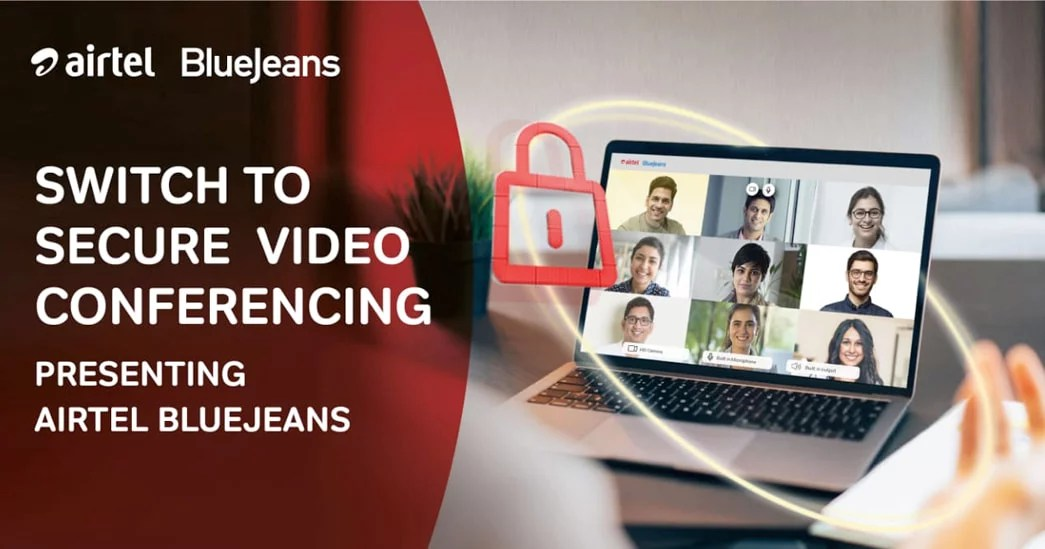 Airtel BlueJeans Video Conferencing for enterprises