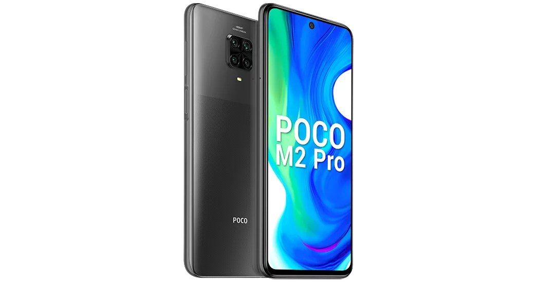 Poco M2 Pro officially launched in India