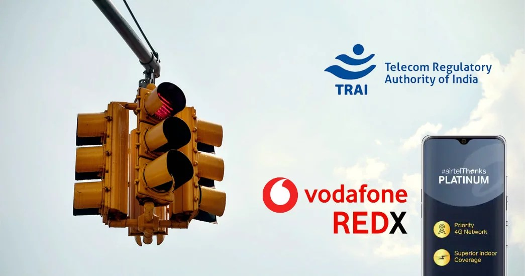 TRAI stops Airtel and Vodafone Idea Preferential treatment with Premium Plans