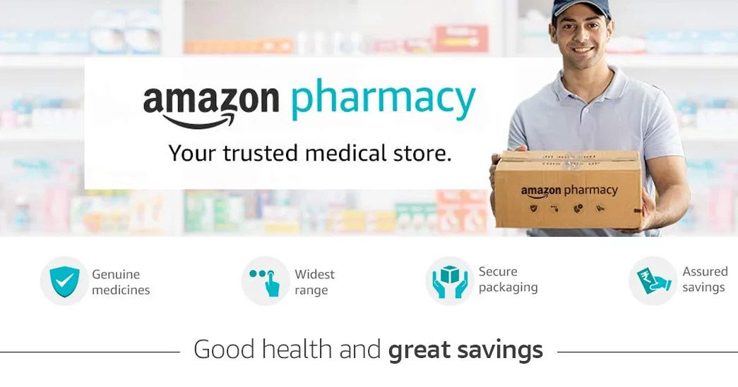 Amazon Pharmacy launches in India
