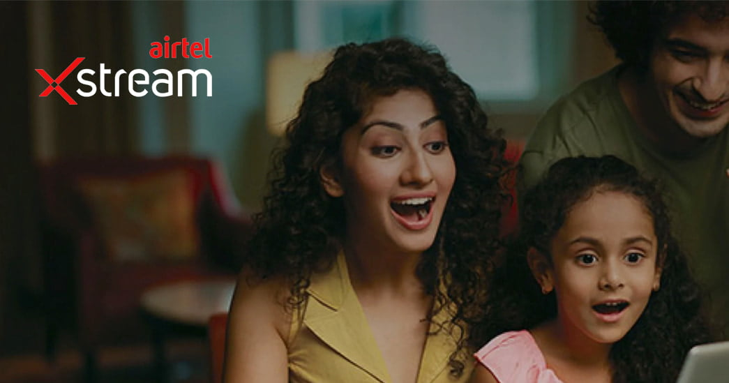 Airtel Xstream Bundle with Unlimited Data, Android 4K TV Box and OTT apps launched