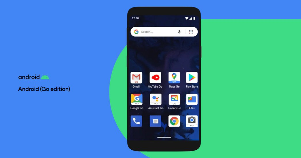 Android 11 Go Edition launched