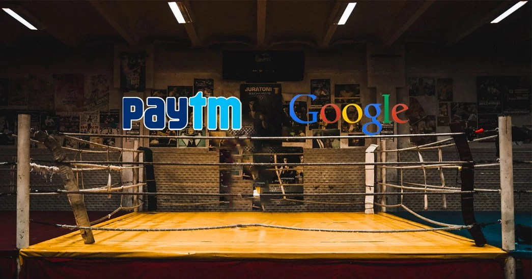 Paytm questions Google