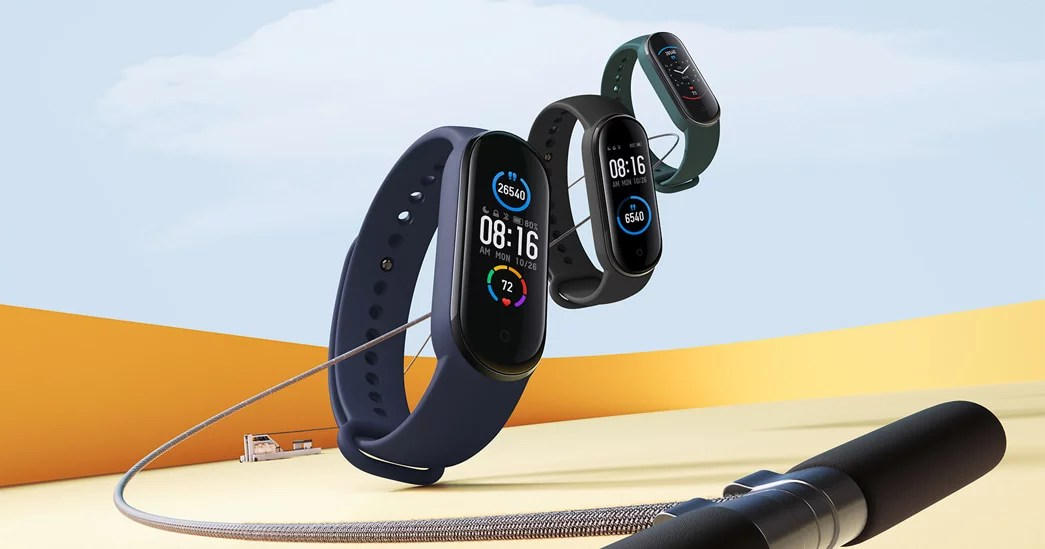 Mi Smart Band 5 the Xiaomi fitness band launched in India