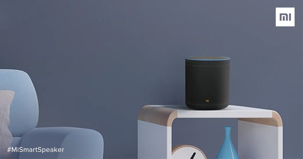 Mi Smart Speaker with Google Voice Assistant launched