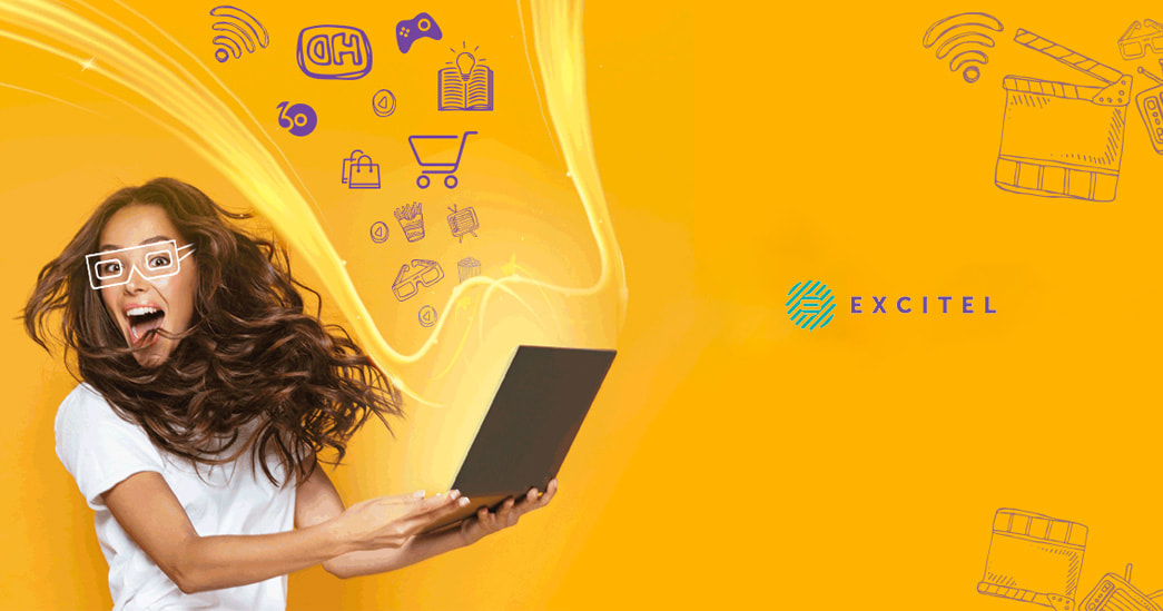 Excitel Broadband Fiber unlimited plans