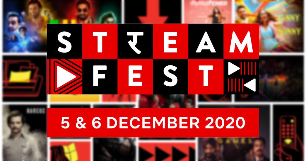 Netflix StreamFest India