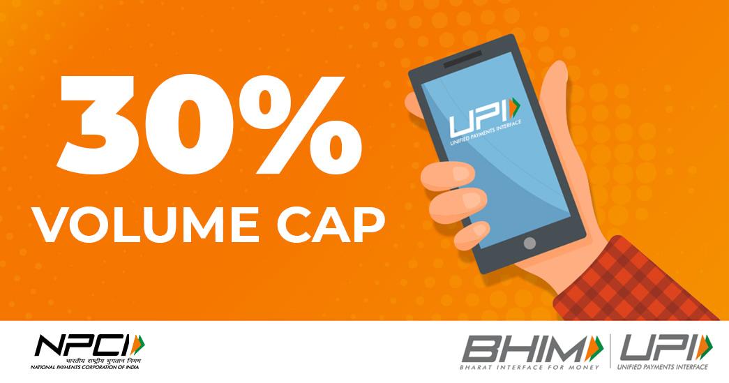 NPCI caps Third Party UPI Apps