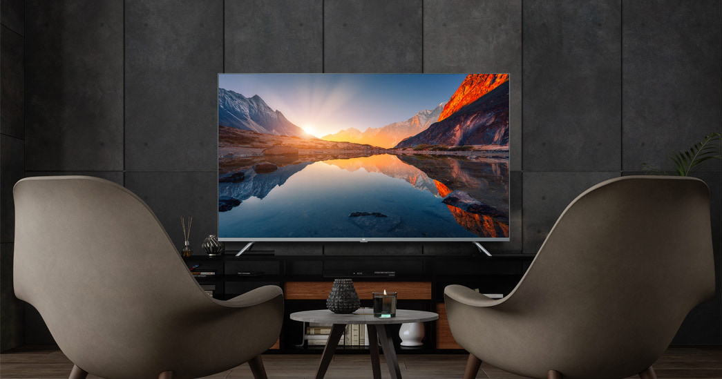 Xiaomi Mi QLED TV 4K 55-inch Android TV 10 smart TV