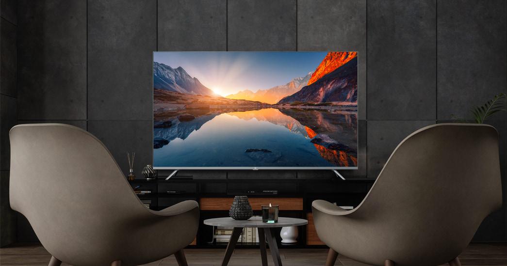 Xiaomi Mi QLED TV 4K 55-inch Android TV 10 smart TV