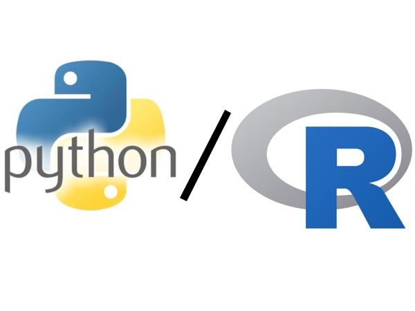 python vrs R