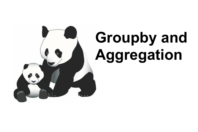 groupby and aggregation