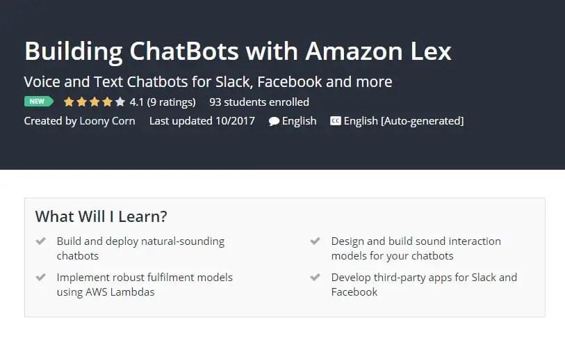 Best Artificial Intelligence Chat Bot Development Video