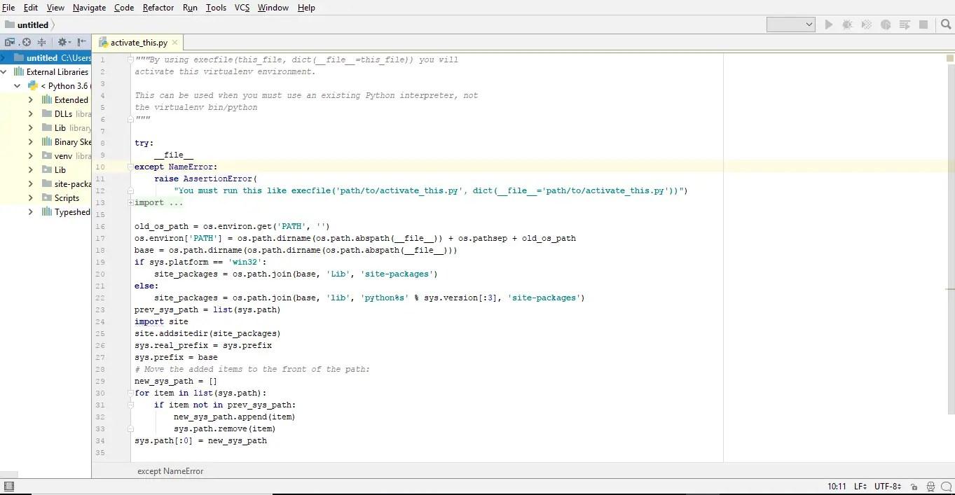 Best Python IDEs PyCharm