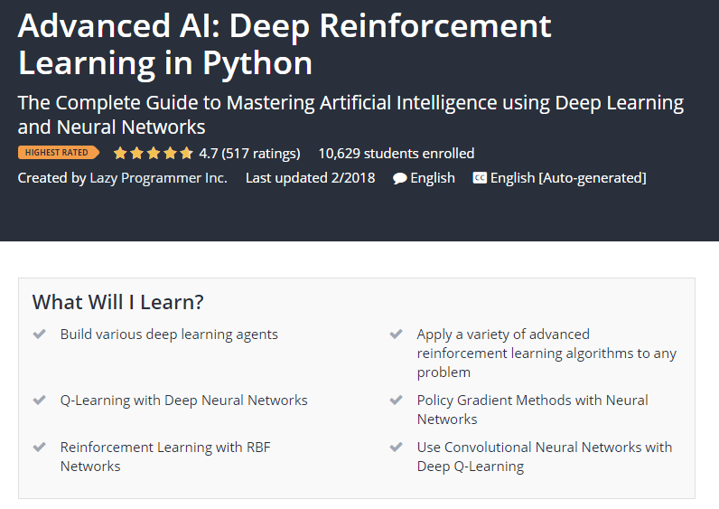 Advanced AI Deep Reinforcement Learning in Python Udemy.png