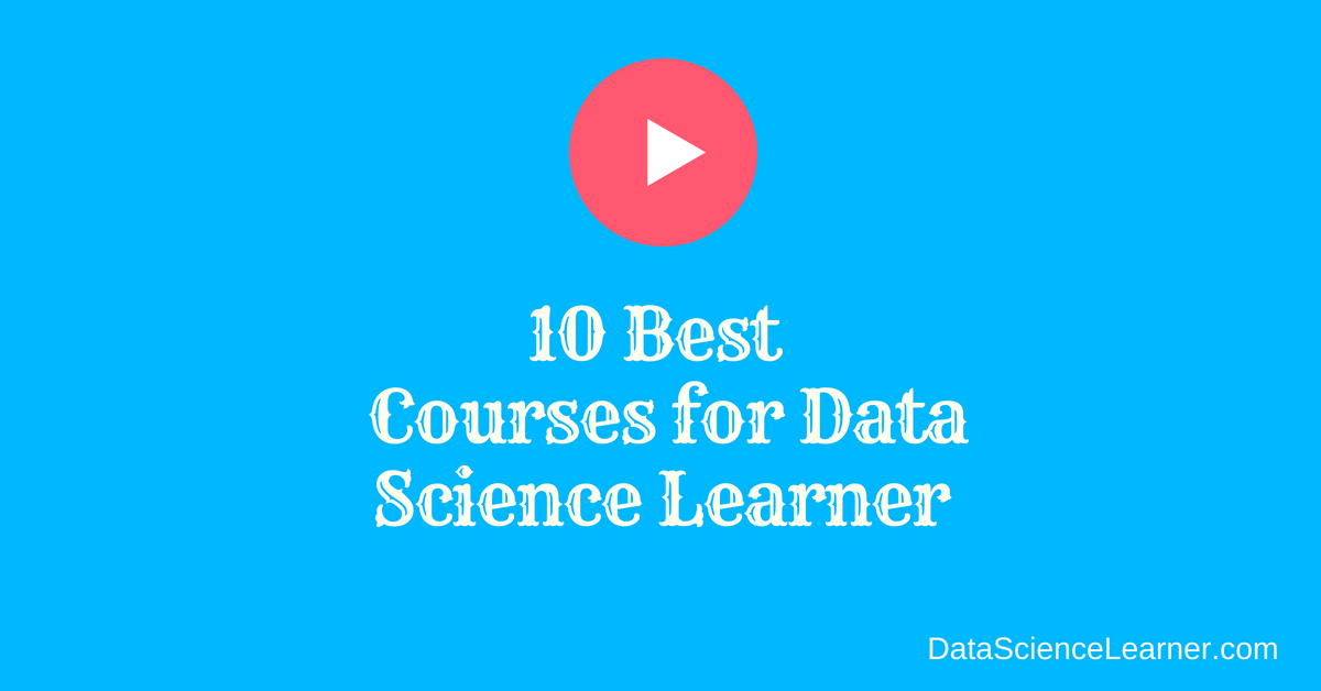 10 Best Udemy Courses for Data Science Learner (1)