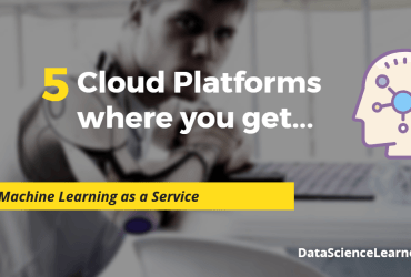 Machine Learning as a Service featured image