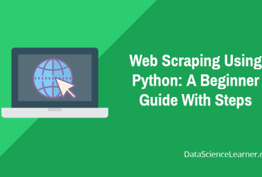 Web Scraping using Python featured image