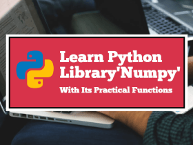 Learn python numpy library featured image