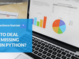 HOW TO DEAL WITH MISSING DATA IN PYTHON