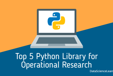 top 5 python library for operational research