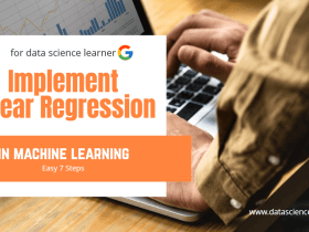 How Linear Regression Works