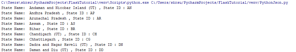 How to Get JSON Data from URL in Python ? - Data Science Learner
