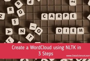 Create a WordCloud